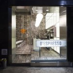 Интерьер кафе с помощью фотообоев
