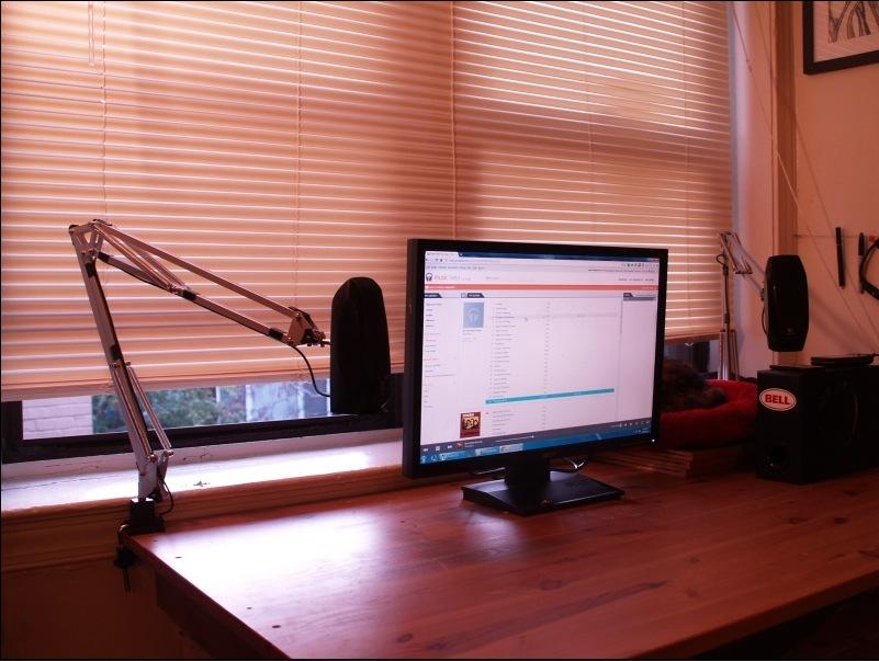 Доработка компьютерного стола своими руками