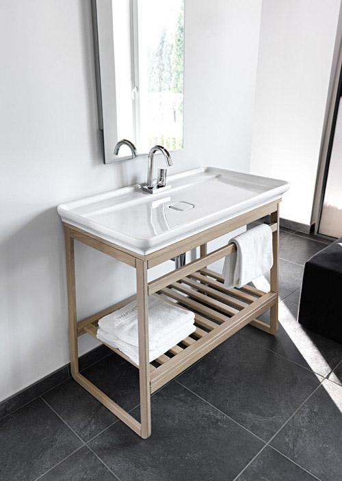 Мойка для ванной прямоугольной формы