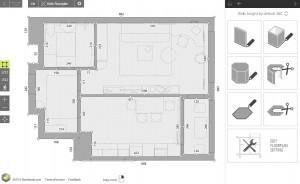 Пример создания дизайна в программе