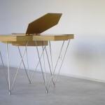 Легкий современный стол для ноутбука