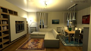 Sweet-Home-3D бесплатная программа для интерьера