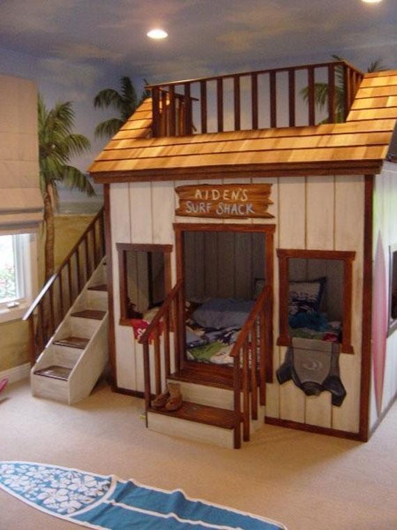 Кровать домик своими руками фото 58