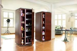Модульная кухня для малогобаритной квартиры