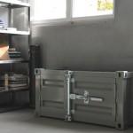 Оригинальная модульная мебель из контейнеров
