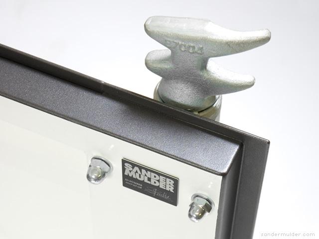 Элементы крепления модульной железной мебели