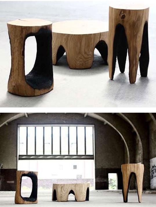 Авторская мебель своими руками
