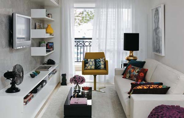 Выбор мебели в малогабаритном жилье, составление общего плана помещения