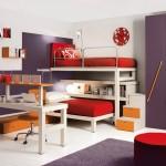 Интерьер комнаты для подростков