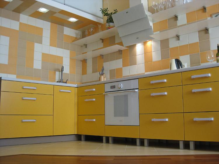 Эпический рассказ о том, как человек полностю сам сделал кухню
