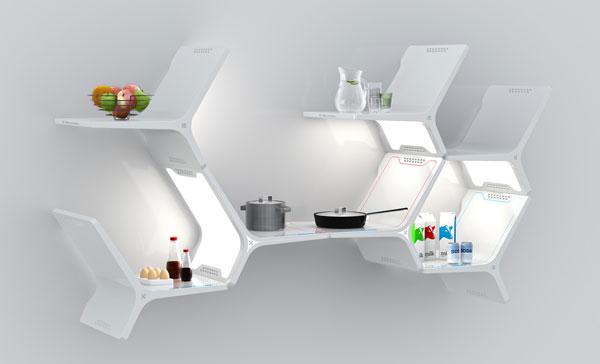 Концепт кухни будущего