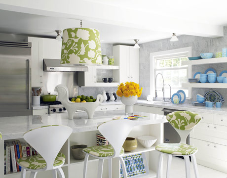 Дизайн небольшой кухни в современном стиле