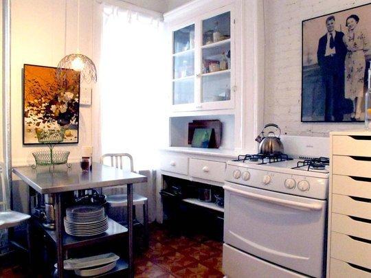 Примеры компактных решений для маленькой кухни