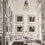 Продолговатая кухня, примеры решений