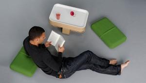 Мебель трансформер; небольшой столик