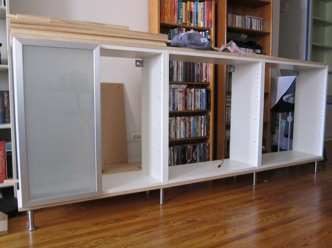 Мебель своими руками из заготовок Икеа