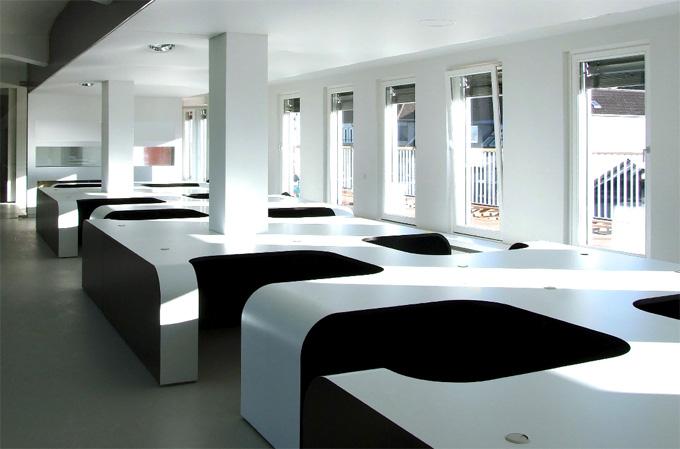 Организация рабочего пространства в современном офисе
