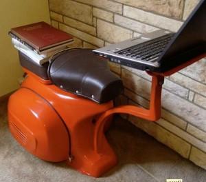 Мини стол для ноутбука