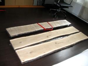 Массив дубовой древесины, исходный материал
