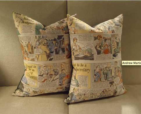 Декоративный текстиль по индивидуальному эскизу