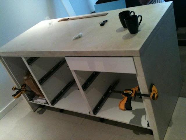 Доработка мебели из Икеи
