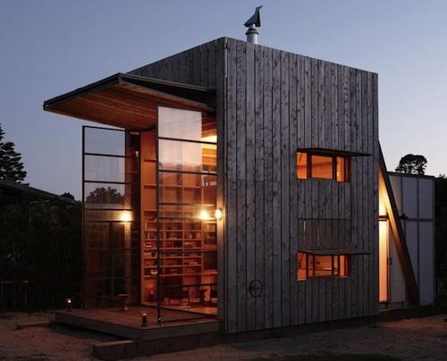 Небольшой экономичный дом