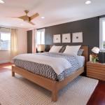 Цветовое решение спальни