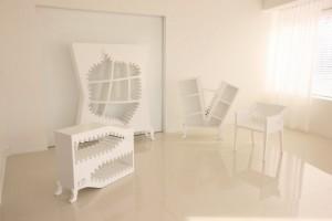 Коллекция оригинальной мебели для гостиной