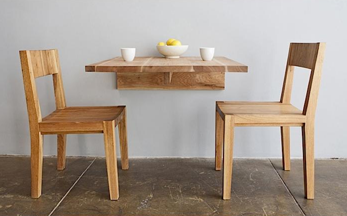Обеденный стол без ножек