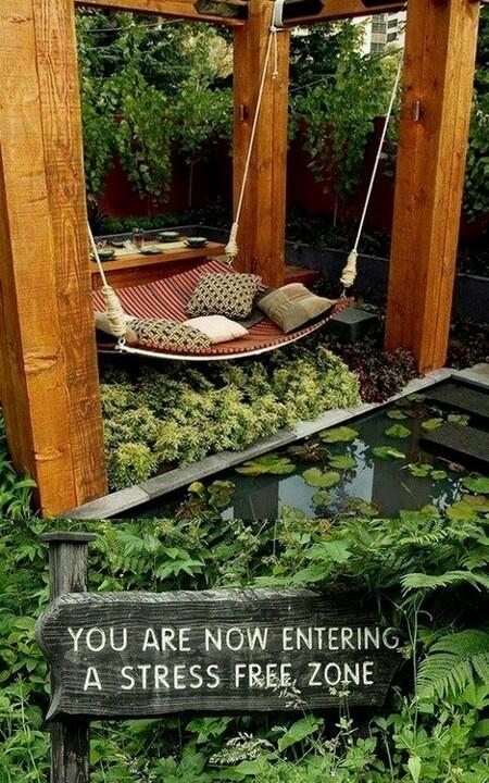 Площадка для медитации
