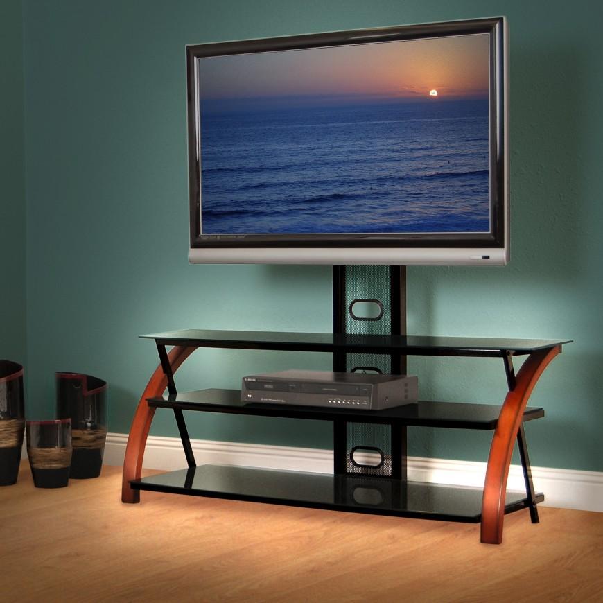 Современная ТВ-стойка