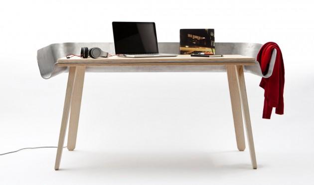 Современный легкий компьютерный стол