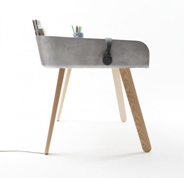 Легкий стол для ноутбука