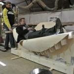 Процесс создания дизайнерской мебели