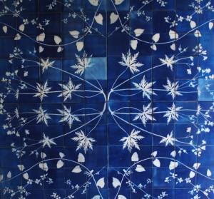 Пример изготовления самодельной керамической плитки
