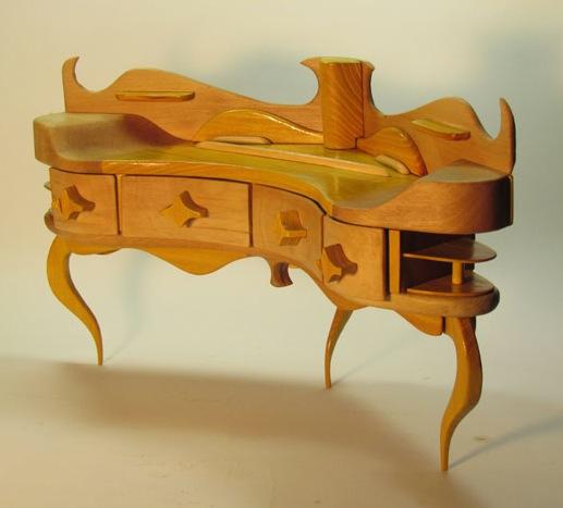 Мебель ручной работы из белого клена