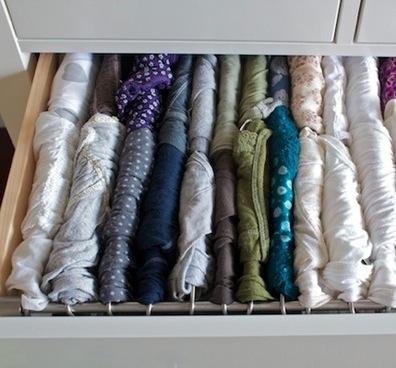 Ящик для хранения футболок своими руками