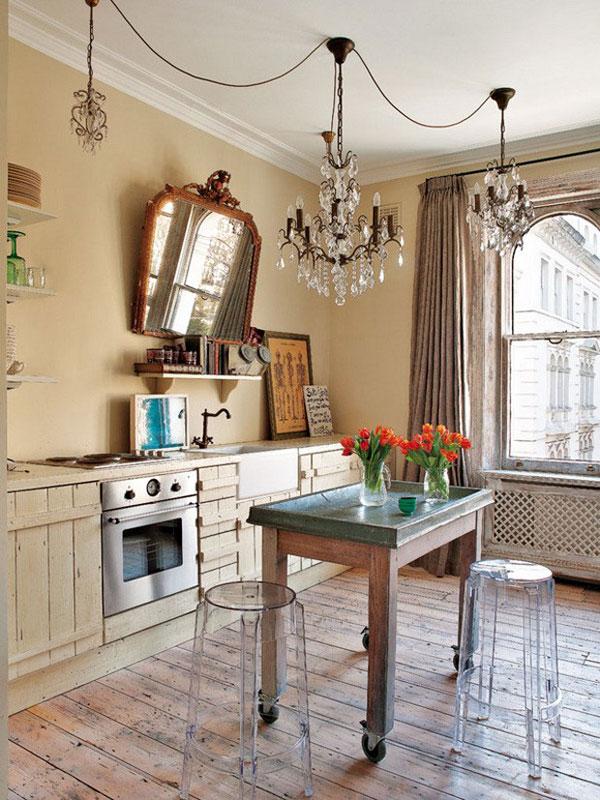 Кухня rusty
