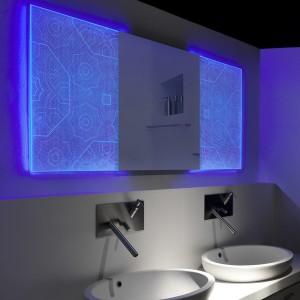 Оформление современной ванной комнаты