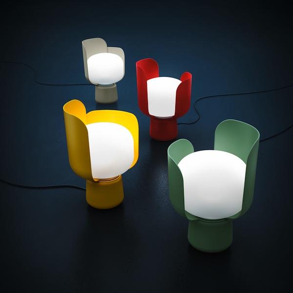оригинальная лампа светильник