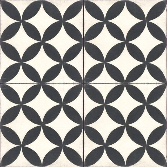 Плитка в черно-белых цветах кафельная плитка с контрастными узорами