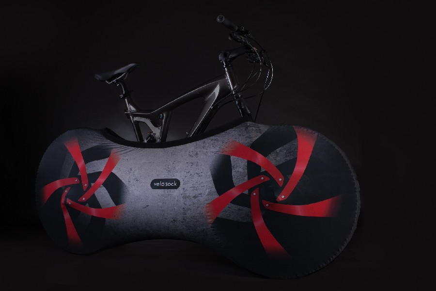 Чехол для хранения велосипеда в городских условиях