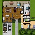 Floor-Planner план дома