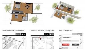 Space Designer приложение для проектирования комнат