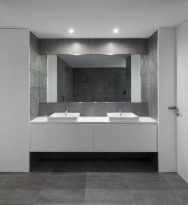 Интерьер совремнной ванной комнаты