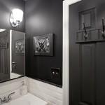 Красивые и современные лампы в ванной комнате