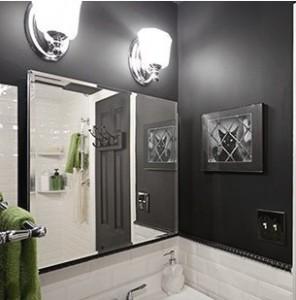 Полная переделка и преображение небольшой ванной комнаты