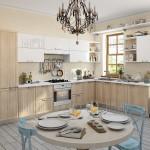 Традиционный дизайн кухни в современной интерпретации