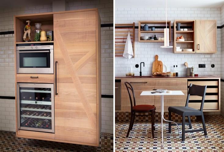 Примеры кухонь -- шведский дизайн