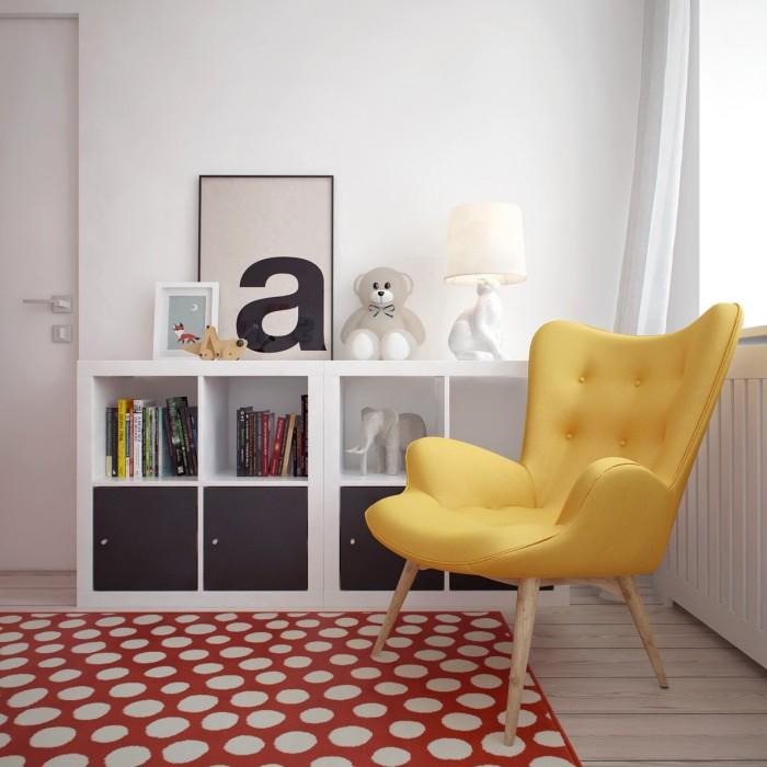 Современное домашнее кресло